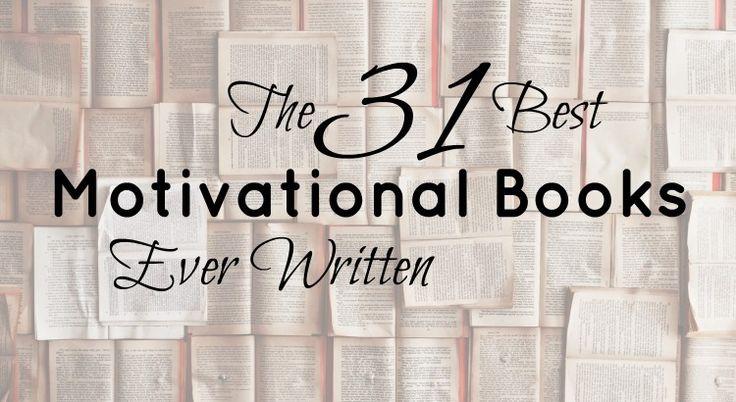 The 31 Best Motivational Books Ever Written Header