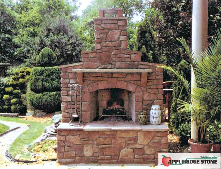 17 best images about fireplaces on pinterest arches for Pre engineered outdoor fireplace