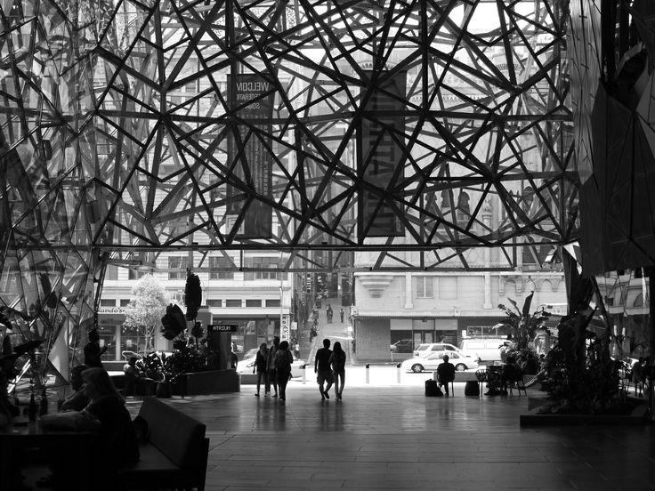 Inner-city modern architecture