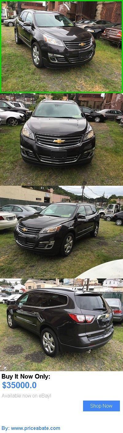 SUVs: Chevrolet: Traverse Ltz 2016 Ltz New 3.6 L V 6 24 V Automatic Awd Suv Onstar Bose BUY IT NOW ONLY: $35000.0 #priceabateSUVs OR #priceabate