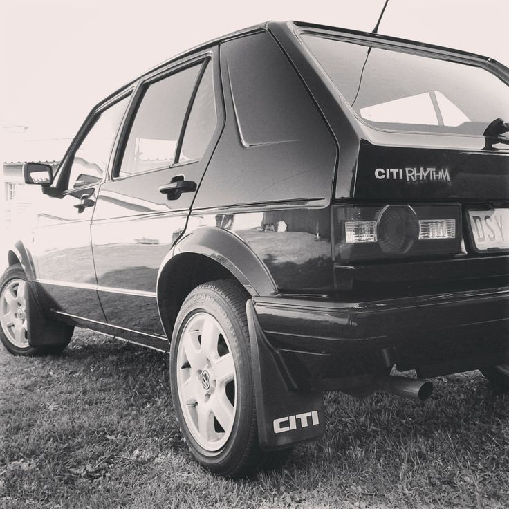 Mk 1 Volkswagen Golf... 2007 Model CitiRhythm