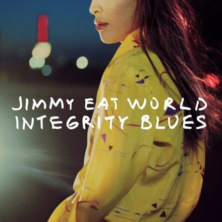 Jimmy Eat World - Integrity Blues Vinyl LP October 21 2016 Pre-order