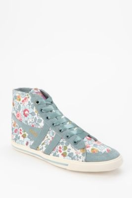 huge selection of 92425 f66c5 Gola Quota Betsey Floral High-Top Sneaker  urbanoutfitters