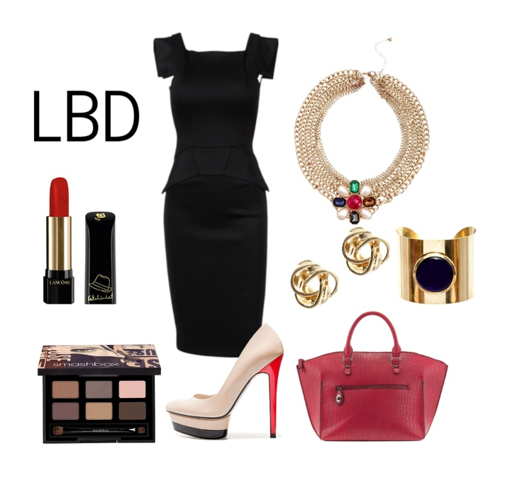 The Fashion Guide Blog : Back to Black. Rule # 9: How to upgrade a LBD (Little Black Dress)