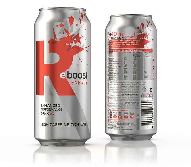 Reboost Energy Drink