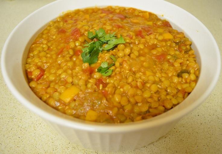 Lentil Chili Recipe — Dishmaps