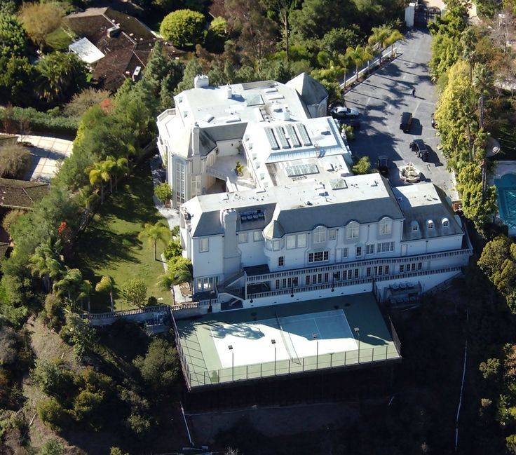 Beverly hills celebrity homes self tour alaska
