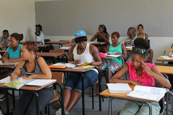WCC students learning in the classroom. Image supplied by WCC.
