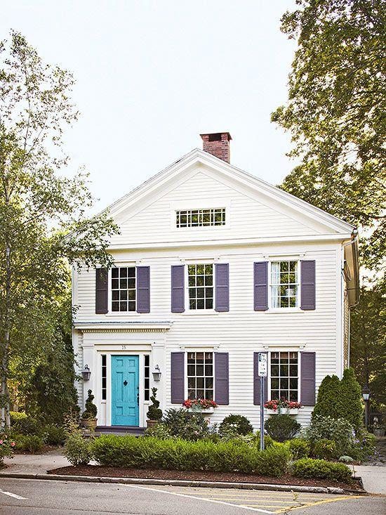 14 best Front door color? images on Pinterest | Front door paint ...