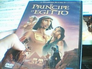 Il principe d'Egitto - dvd