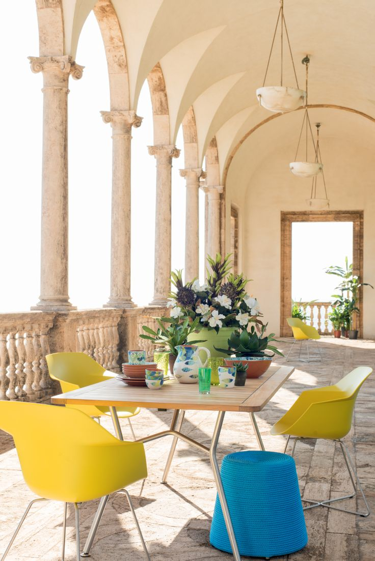 Pfister Table Tablat and Chair Wila, Outdoor Ideas, Garden, Terrace, Decoration, Furnishing and Decoration Ideas