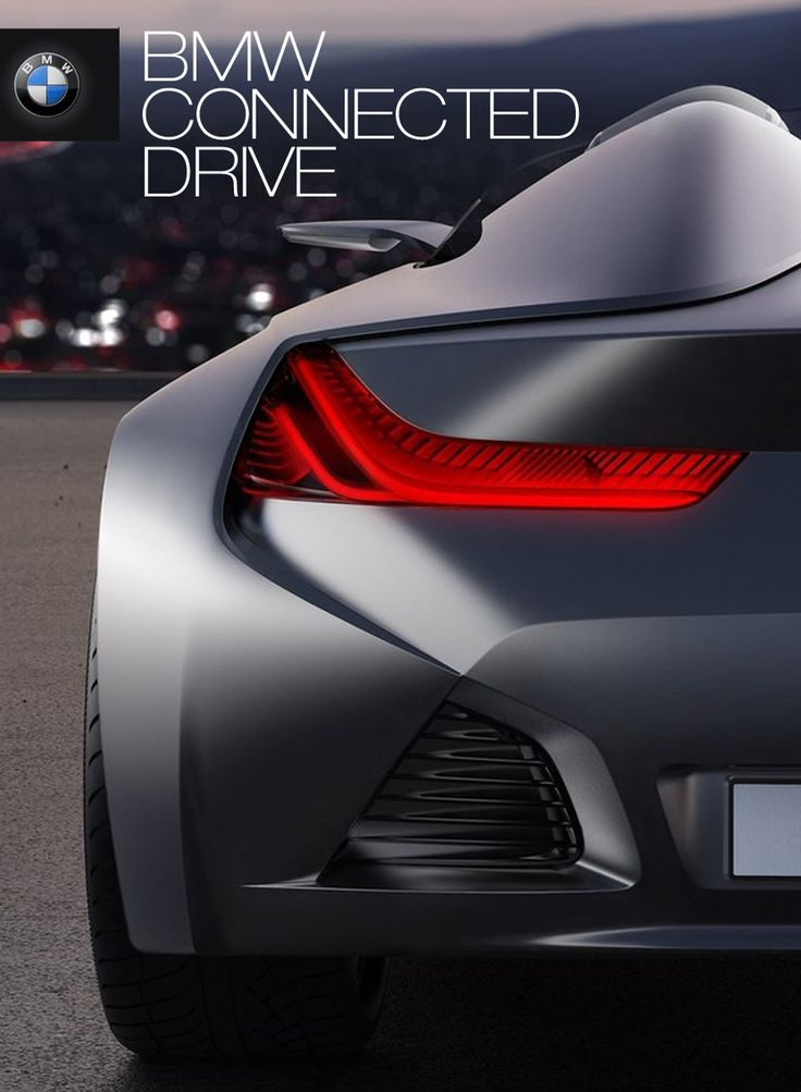 BMW Concept Design connectedDRIVE _ 2011 _ BACKview.