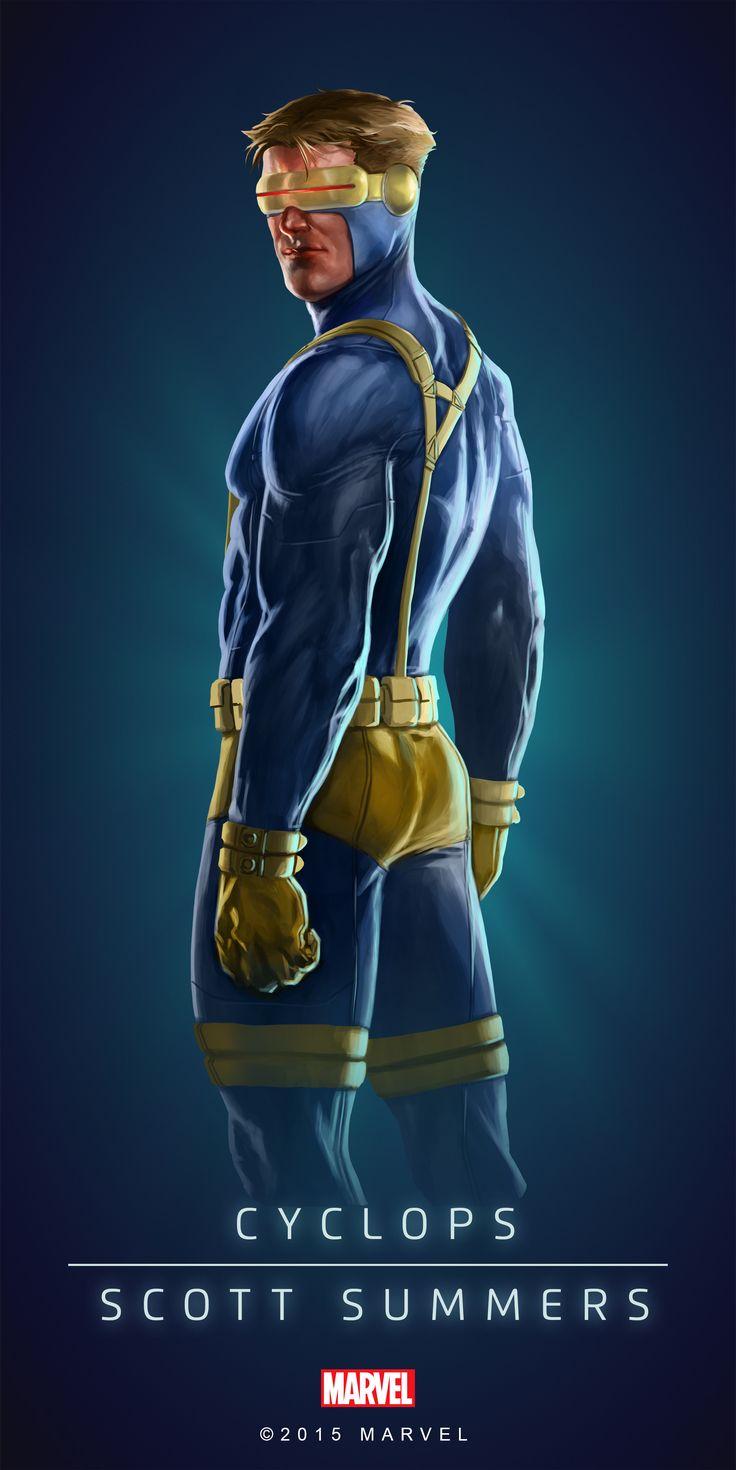Cyclops Classic Poster-05