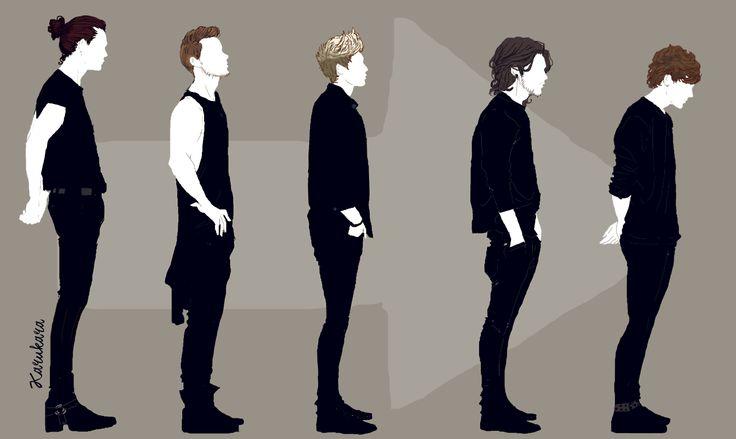 One Direction fan art