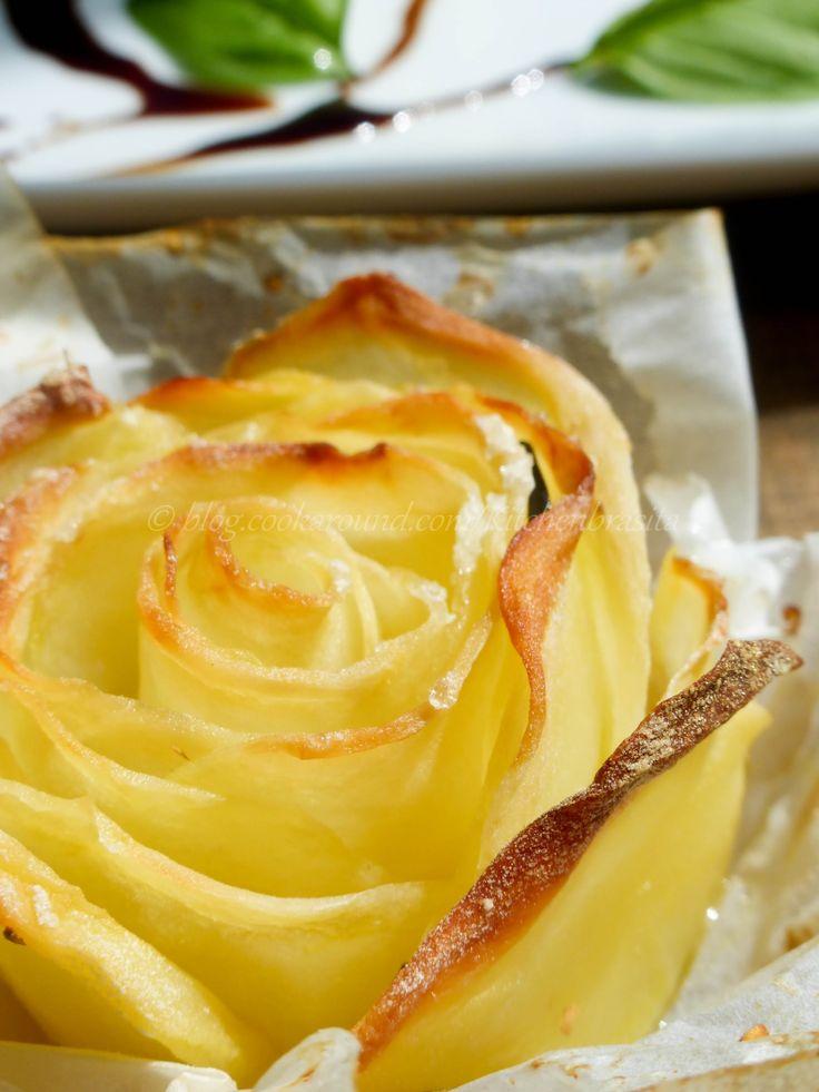 rose di patate al forno