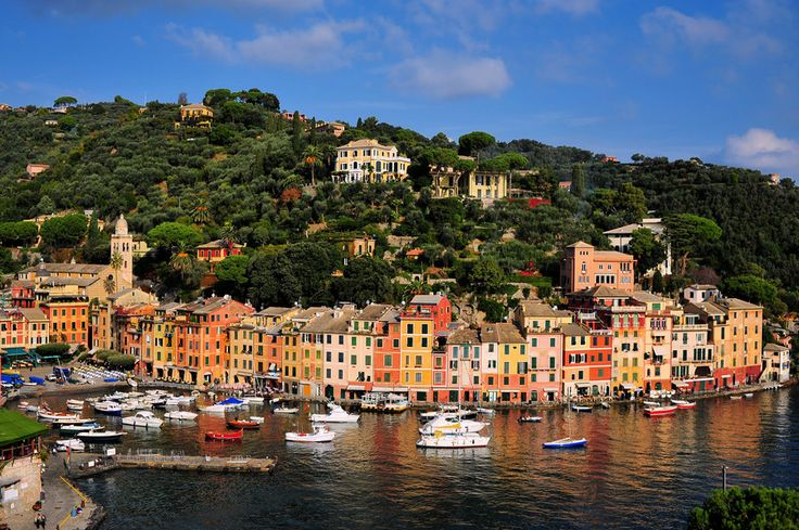 Portofino, Italy by Angelo Ferraris on 500px