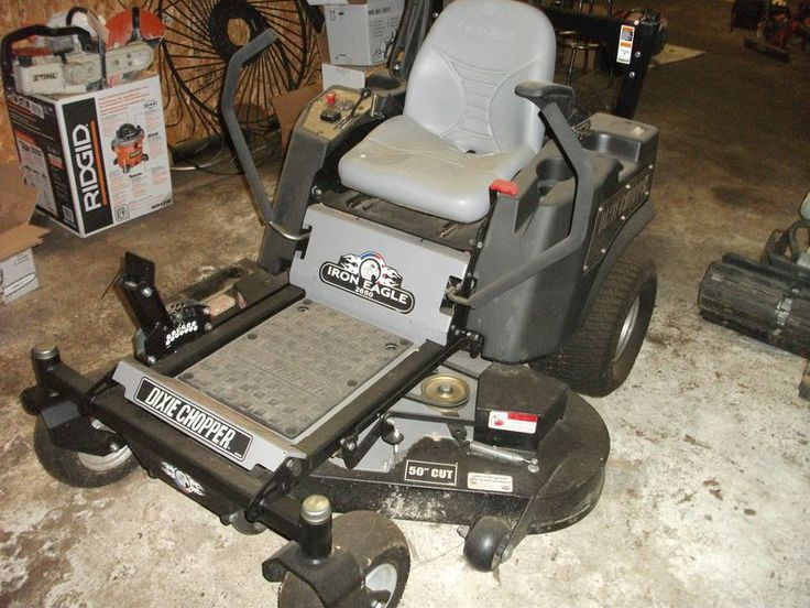 2011 Dixie Chopper IE2650 Riding Mowers in Monroe, WI For Sale At Fastline.com. USED DIXIE CHOPPER IRON EAGLE 2650 LAWN MOWER W/26HP BRIGGS & STRATTON ENG. & 50  DECK SN.11IE2650BGGTH0015 with only 6 hrs.!. 608-325-6051.$3,800.00 Year 2011