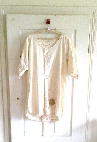 Sundress Coloring in tea Wedding  by recyclingroom on Etsy, $75.00