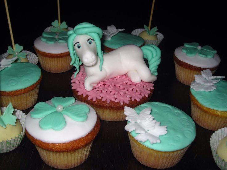 Cupcake cavallo