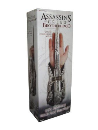Brazalete Con Hoja Oculta Replica Assassin's Creed
