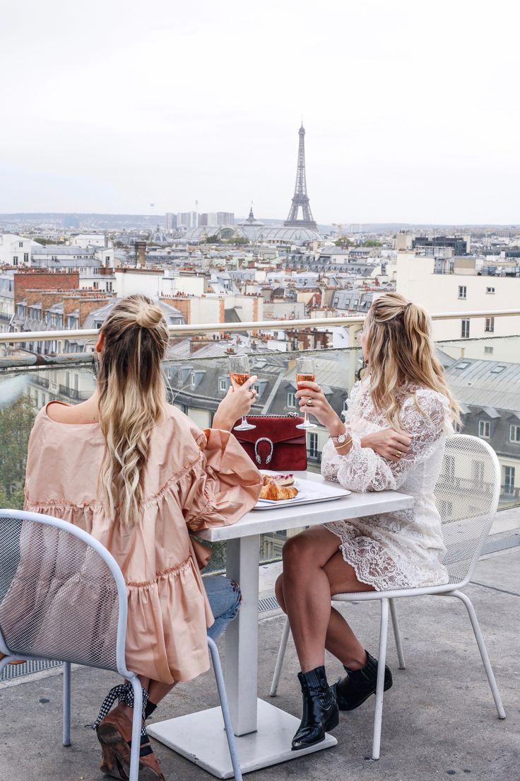 Girls who brunch | Paris