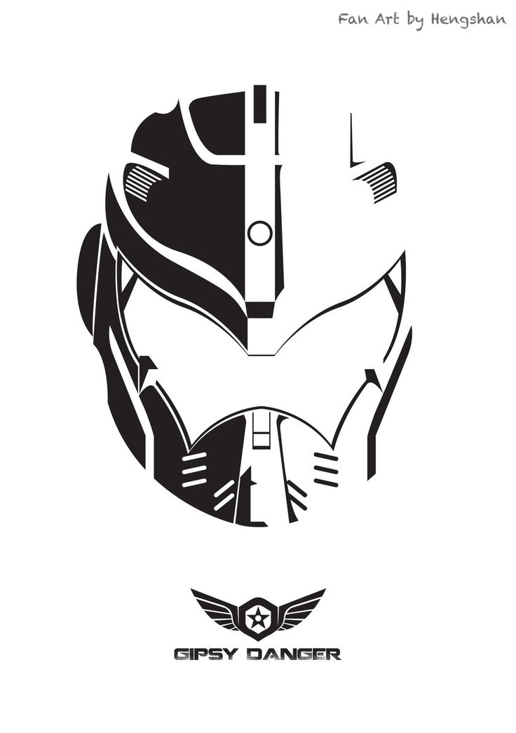 Pacifim Rim: Gipsy Danger by hengshan.deviantart.com on @deviantART
