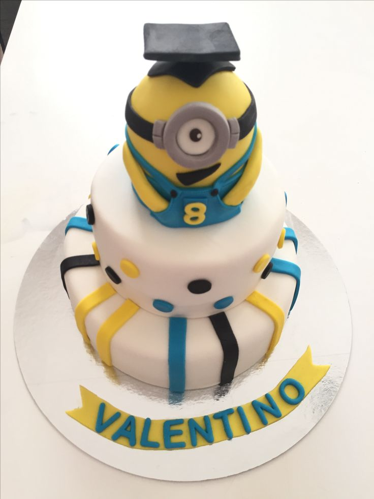 #minions #cakedesign