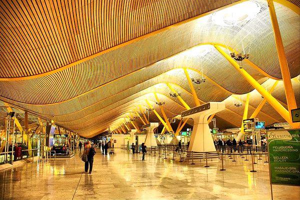 マドリード・バラハス国際空港