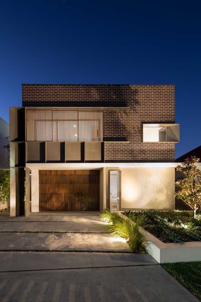 The Advantages And Disadvantages Of Building Masonry House Exterior Brick Brick Prefabricated Houses