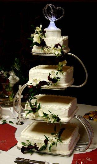 Hochzeitstorte Eckig Bildergalerie Hochzeitstorten Wedding
