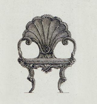 Piranesi, Chair