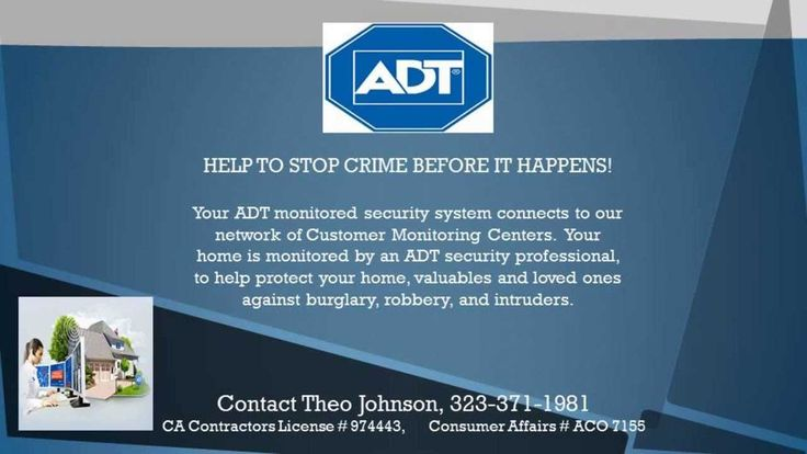 Buy a house alarm system in 92807