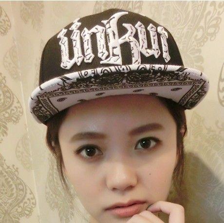 Шляпа женское лето запад HARAJUKU unkut бейсбол кепка лежа шляпа хип-хоп шляпа хип-хоп скейтборд