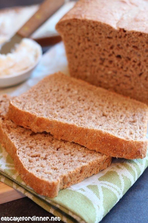 Great Harvest Honey Whole Wheat Bread Copycat