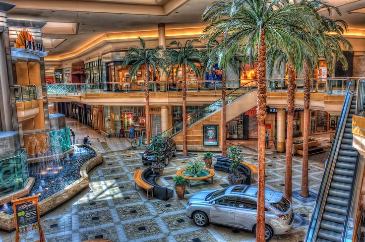 International Plaza Mall Tampa Florida   by Photomatt28