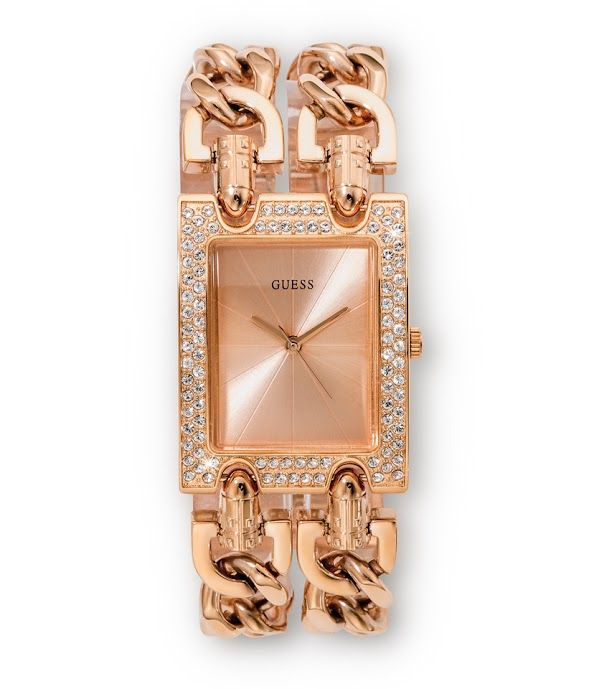 Guess Watch R2,695  *Prices Valid Until 25 Dec 2013