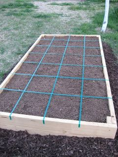 DIY: Raised vegetable garden bed