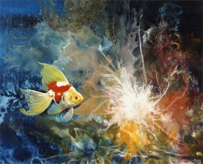 220 best images about Art-Nature Paintings on Pinterest   Lakes, Original paintings and Galleries
