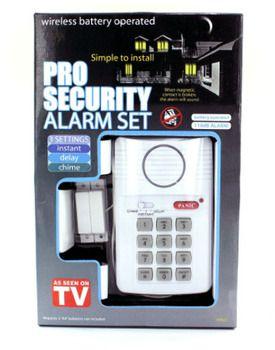 Wireless Pro Security Alarm Set