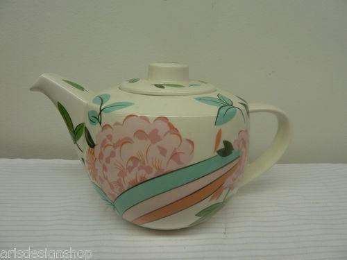 Arabia Finland Tea Pot China Tea Design Dorrit Von Fieandt