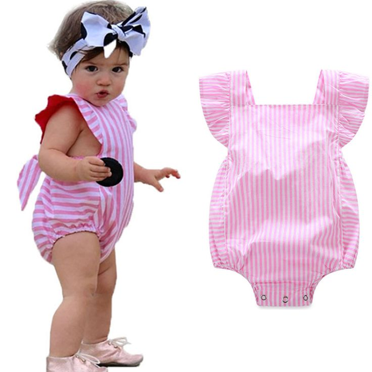 Baby Girl Rompers Summer Toddler Jumpsuit Newborn Clothes Body Suits Bebek Giyim Baby Clothing Costumes Outfits Roupas de Bebes♦️ SMS - F A S H I O N 💢👉🏿 http://www.sms.hr/products/baby-girl-rompers-summer-toddler-jumpsuit-newborn-clothes-body-suits-bebek-giyim-baby-clothing-costumes-outfits-roupas-de-bebes/ US $7.99