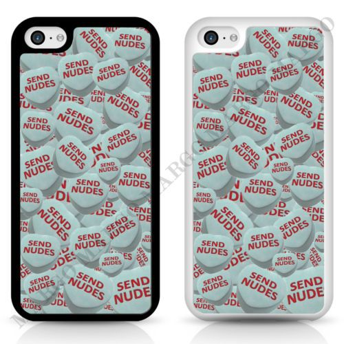 Send-Nudes-Candy-Heart-Kim-Phone-Case-Cover-Case-for-iPhone-iPod-Samsung-Sony