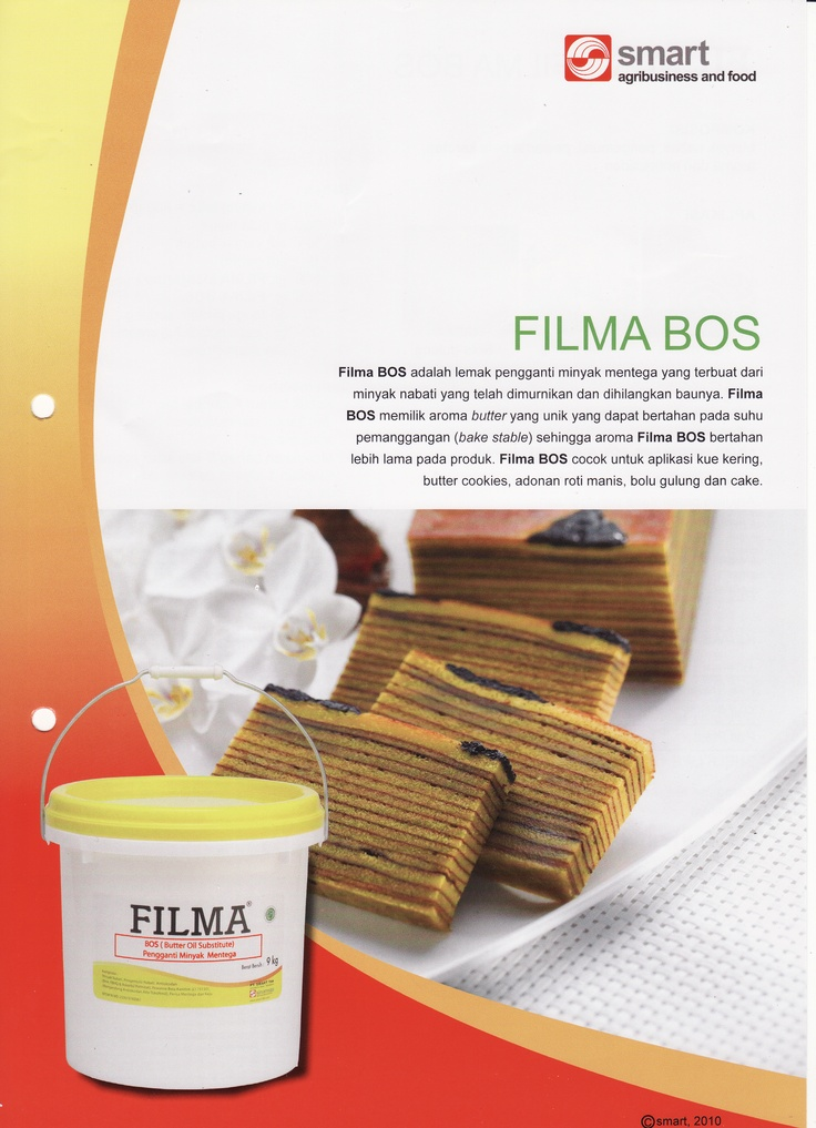 Filma Butter Oil Substitude