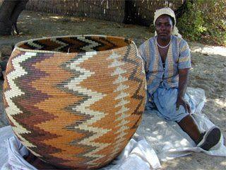 Sweetpea Path, printsandthings: The Basketry of Botswana