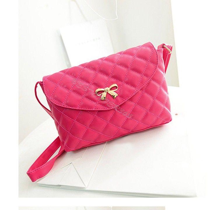 Satchel Shoulder Leather Women Messenger Bags Fashion Women's Handbag Purse Tote Cross Body Bag $9.49 (free shipping)