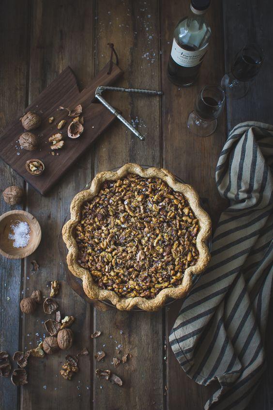 The Bojon Gourmet: Salty Nocino Walnut Pie {Gluten-Free}