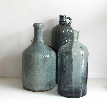 BRYNXZ VAZEN PETROL BLUE by BRIC. no 6  Wie wil deze set keramieken en glazen vazen nu niet? In je eigen interieur passend bij de andere woonaccessoires van BRIC.? Of om als cadeau weg te geven? https://www.bricliving.nl/brynxz-vazen-petrol-blue-by-bric-no-6.html