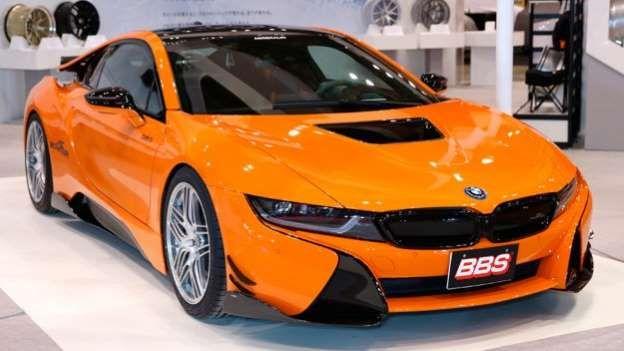 El mejor coche de importación se lo ha llevado el BMW i8