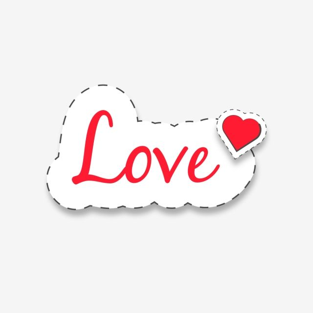 Love Lettering Text With Heart Icon Heart Love Symbol Png And Vector With Transparent Background For Free Download Heart Icons Love Heart Illustration Valentine Text