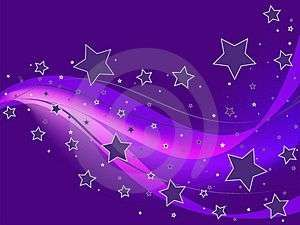 Purple Glitter Graphics | If you need Purple Stars Glitter background for TWITTER: